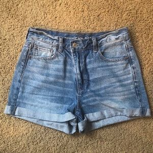 American Eagle Mom Shorts.